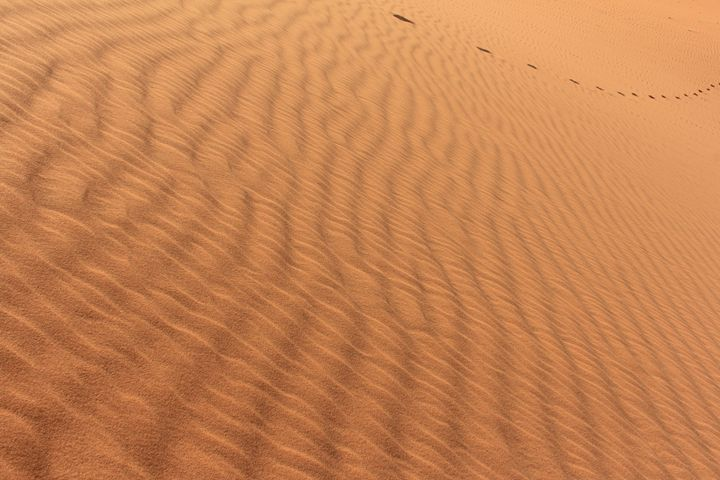 Desert / Sand Sahara / Mui Ne - hanoh iki