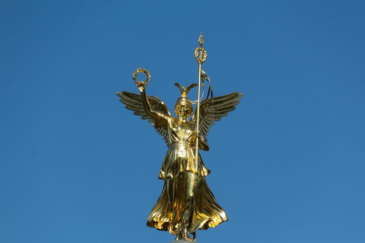 Victory Column in Berlin - hanoh iki