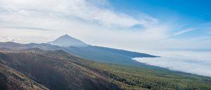 Tenerife, Pico del Teide Panorama
