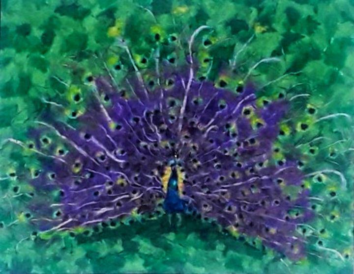 Peacock - Birdsandmulberries