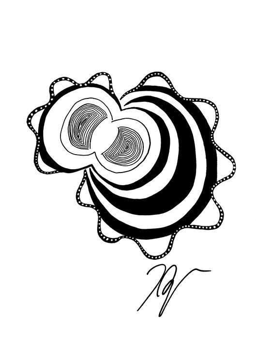 Abstract 16 - Tamara Spence Art