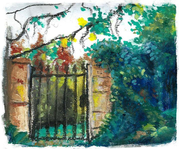 French Gate - pHoran