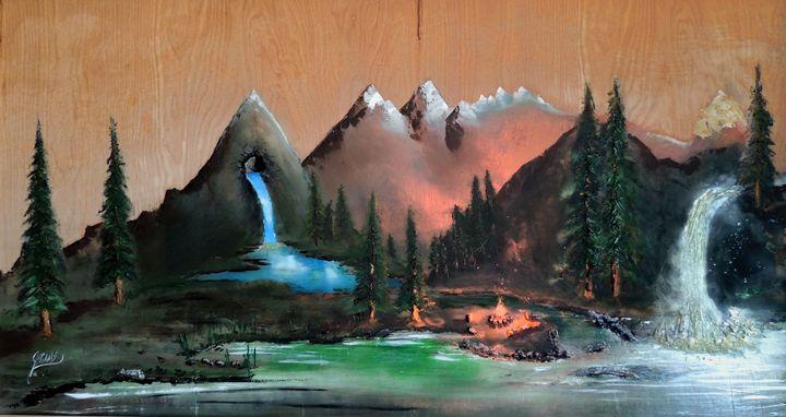 Treasure Mountain - Jason Scott Willis