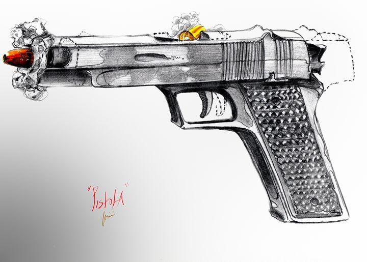 """""""Pistola"""" - JSWillis"""