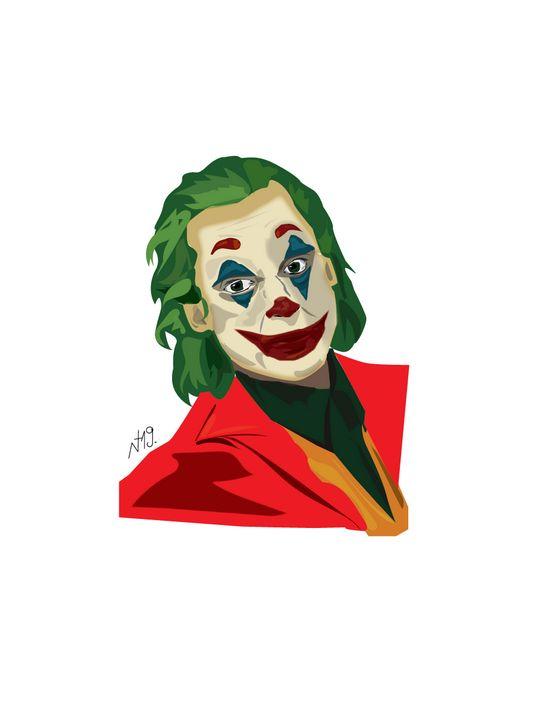 Joker- Joaquin Phoenix - Tena Novinc