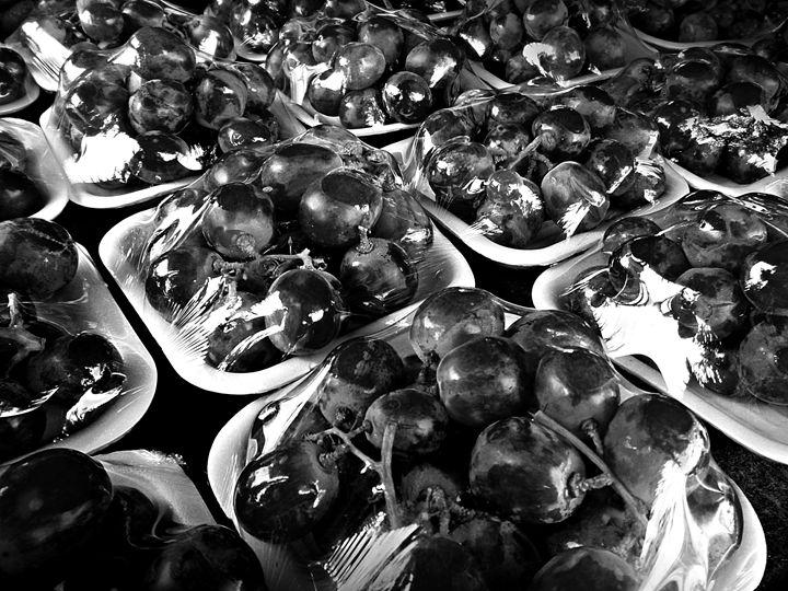 line Vacuum packed grape - tupaiterbang