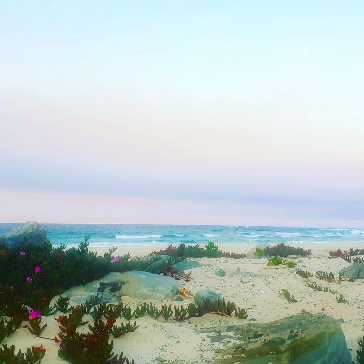 Kingscliff Beach - Natz Art and Design