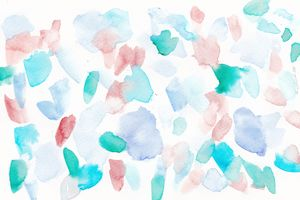 3    | Watercolor Pattern Abstract