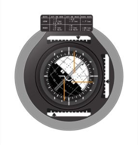 Flight Director Attitude Indicator - Space Exploration GenZ