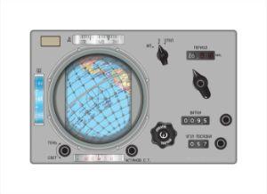 Soyuz Space Navigation Indicator - Space Exploration GenZ