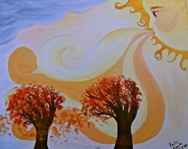 Whimsical Fall - Rachel's Imagination Creations