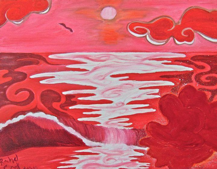 Red Ocean - Rachel's Imagination Creations