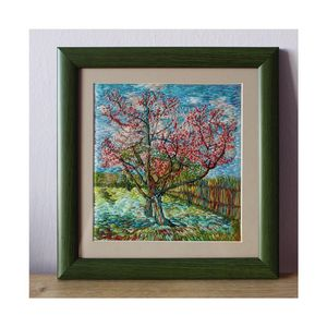 Van Gogh's Variation by Hand Embroid