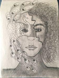 2 faces - Arts by Ari