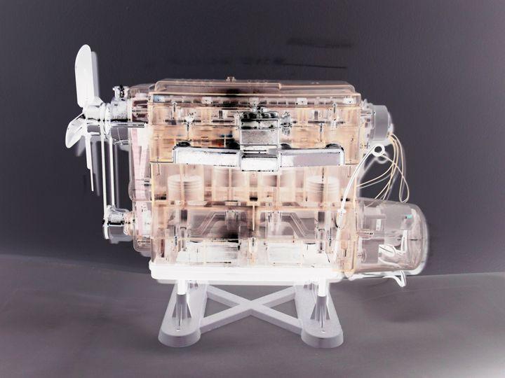 Engine II - Aisling Noone