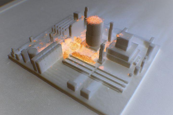 3D Model - Aisling Noone