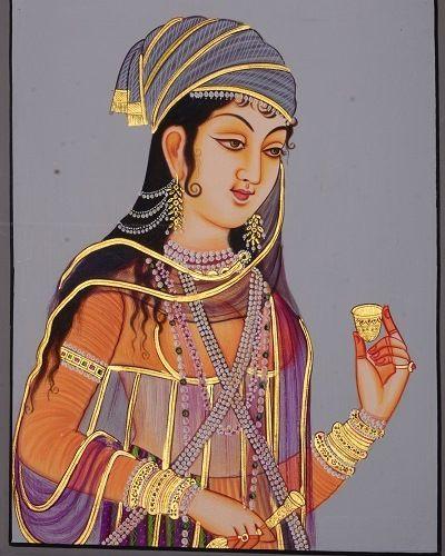 Traditional Indian Singers - Art Fair Gallery, Jaipur