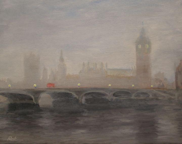 Morning fog 2 - Oleh Rak