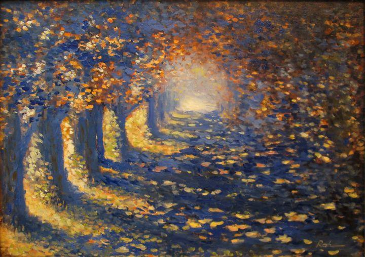 Autumn Gold - Oleh Rak