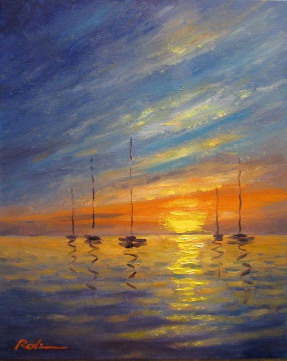 Horizon. Yachts 2 - Oleh Rak