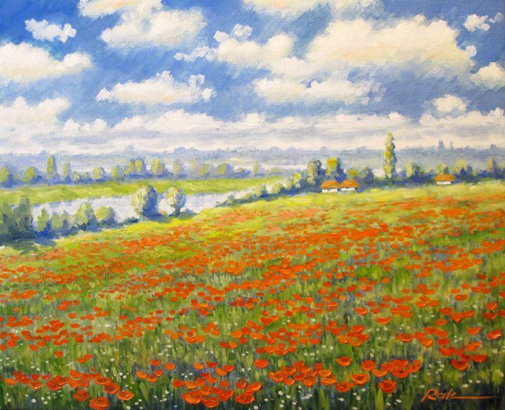 Poppies - Oleh Rak