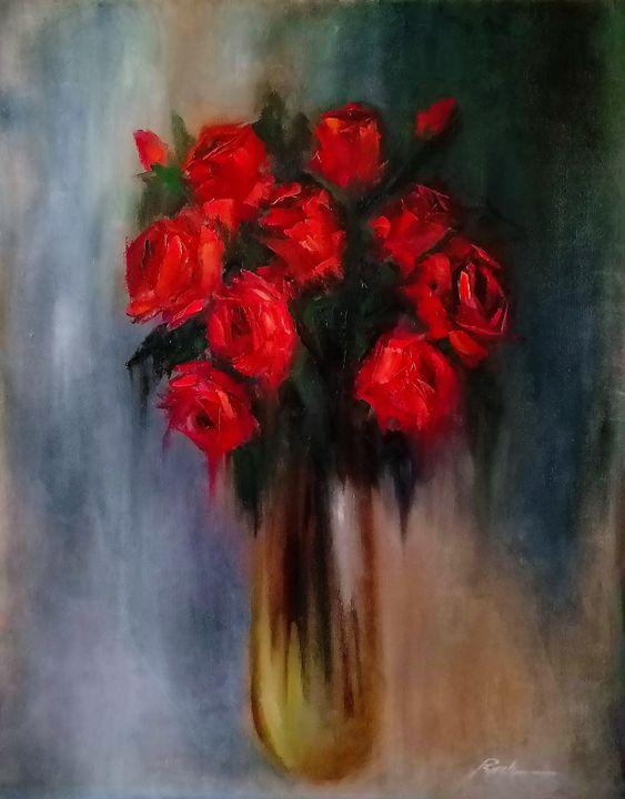 Red roses - Oleh Rak