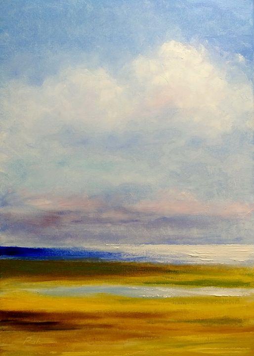 Heavenly landscape - Oleh Rak