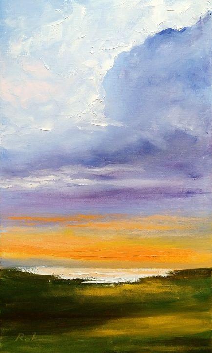 Heavenly landscape 2 - Oleh Rak