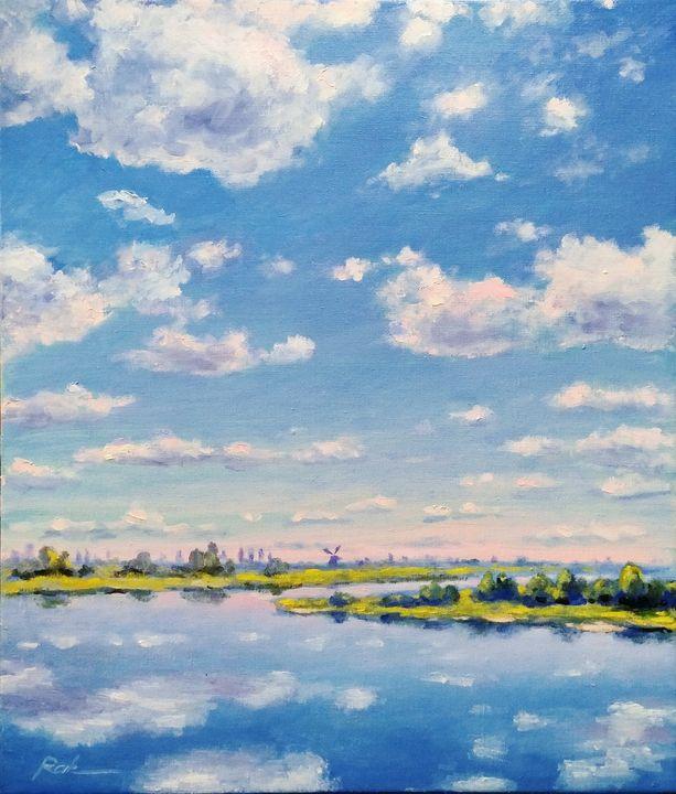 Heavenly landscape 5 - Oleh Rak