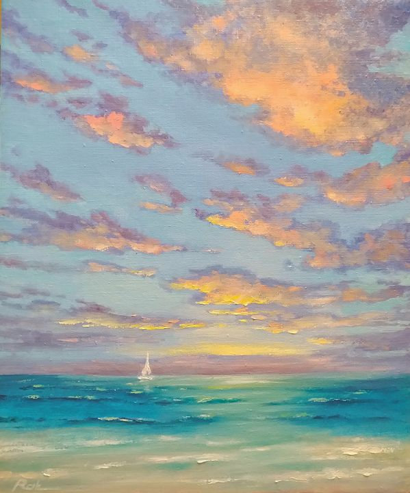 White Sail 2 - Oleh Rak