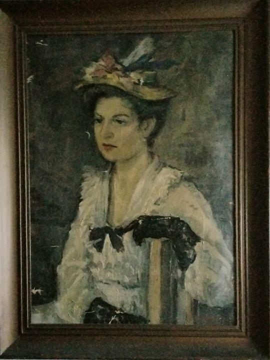 Self portrait - Valentino