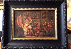 Pictura ulei Flamanda II