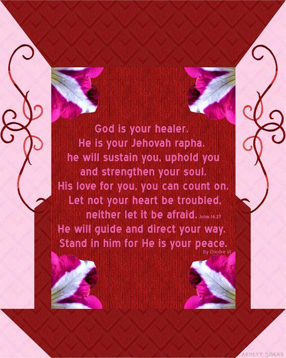 The Healer - Arnett Siders
