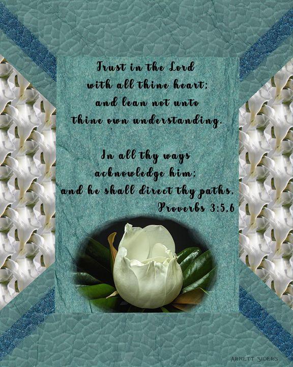 Mosaic Magnolia - Arnett Siders