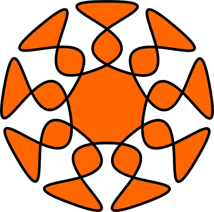 Orange - Digital Art