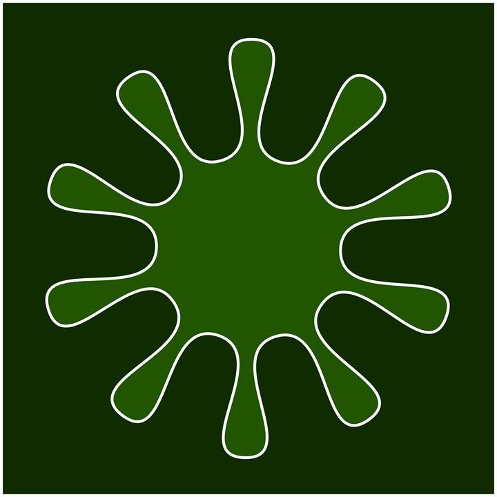 Green - Digital Art