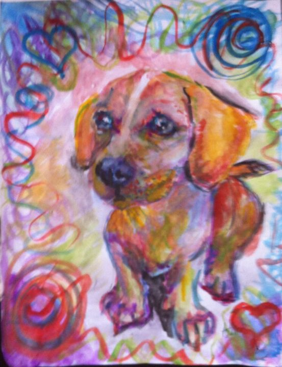 The Chiweenie - Andrea