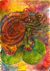 Snog Frail Frog Prince