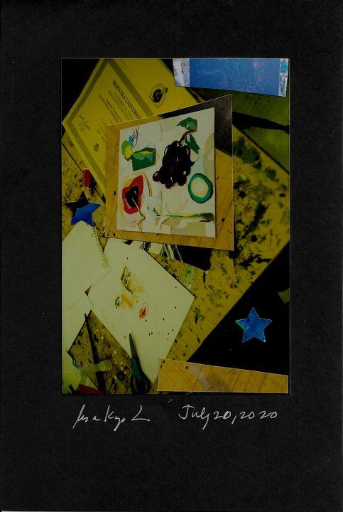 Blue Star - Lisa Kaplan