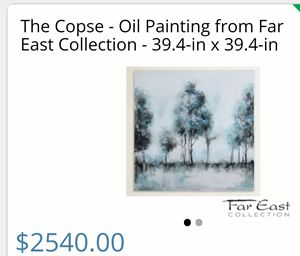"""The Far East Collection """"The Copse"""""""