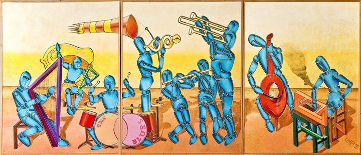 THE BLUES '00 - Ivan Lozica