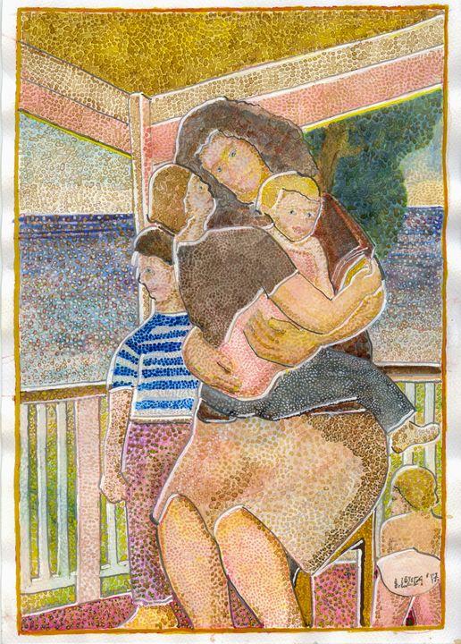 MULTIPLE CHILDHOOD - Ivan Lozica