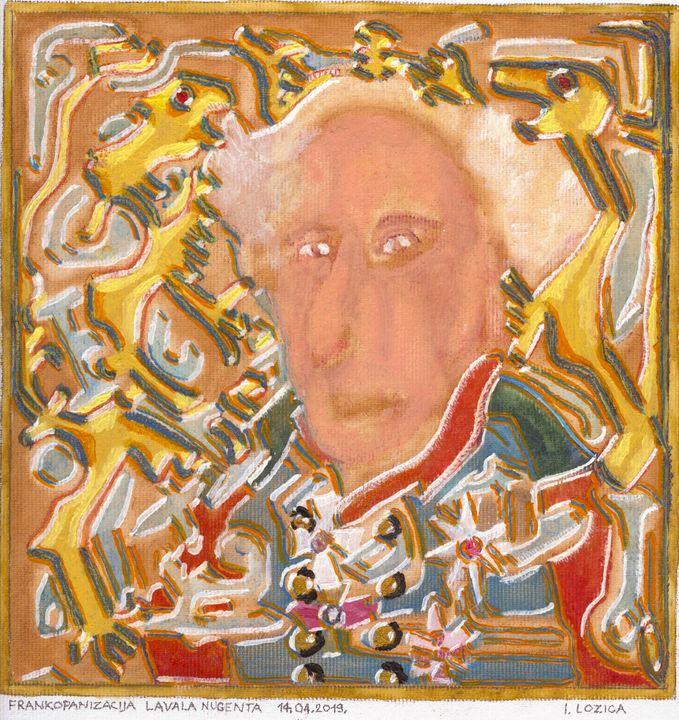 FRANGIPANIZATION OF LAVAL NUGENT - Ivan Lozica