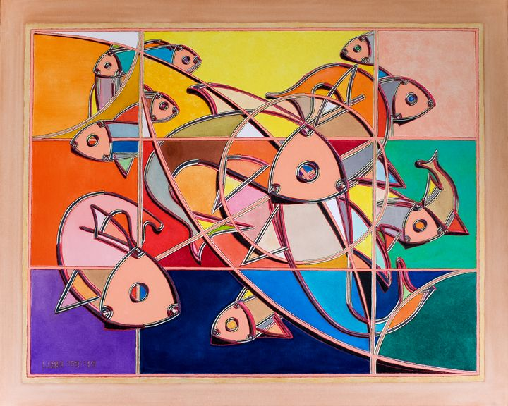 INDECISIVE FISH '99 - '19 - Ivan Lozica