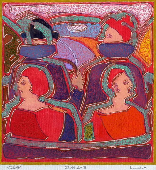 THE DRIVE - Ivan Lozica