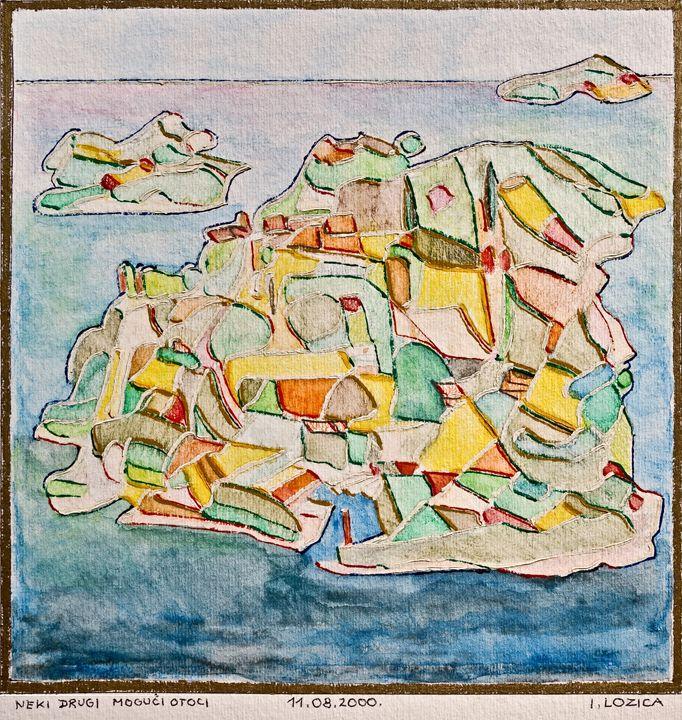 SOME OTHER POSSIBLE ISLANDS - Ivan Lozica