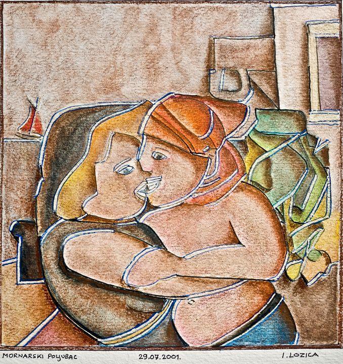 SAILORS' KISS - Ivan Lozica