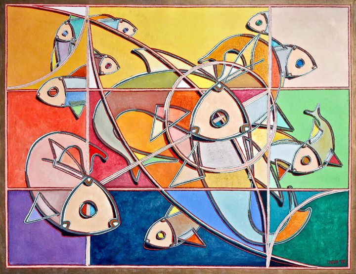 INDECISIVE FISH '99 - Ivan Lozica