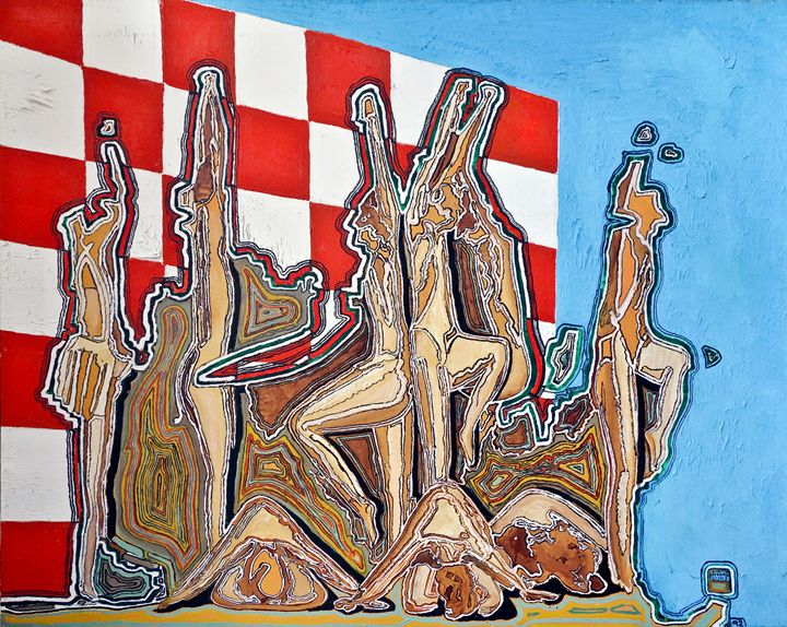 PATRIOTIC TRANCE '92 - Ivan Lozica
