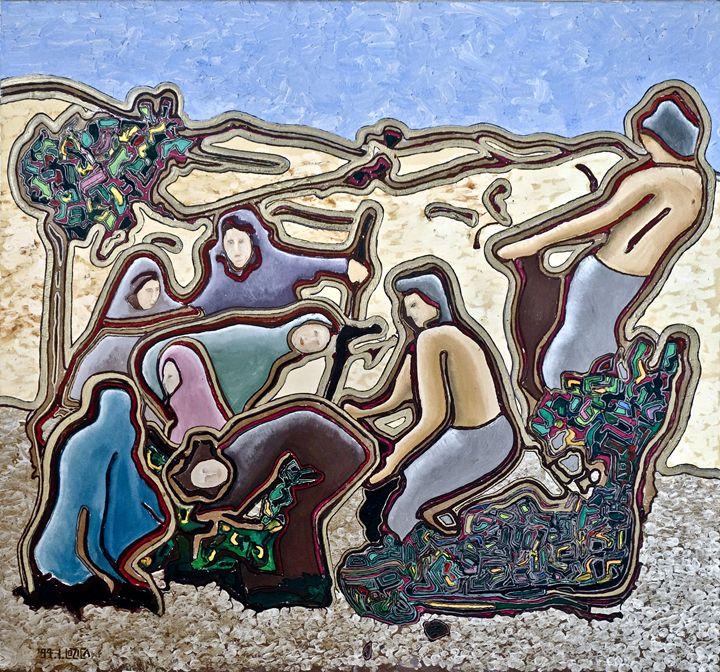GATHERING IN CANAAN '94 - Ivan Lozica